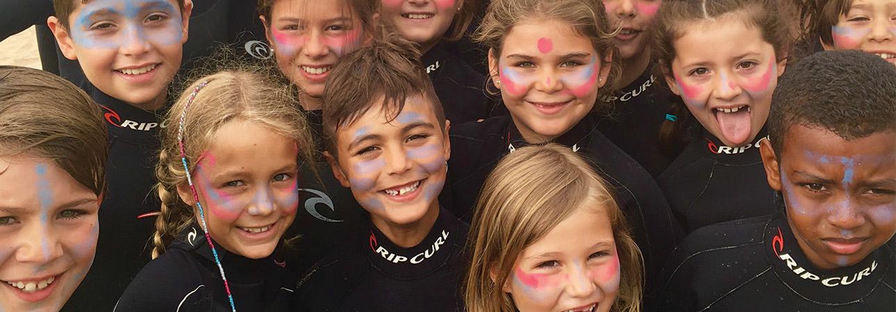 Clases de Surf en Santander para niños